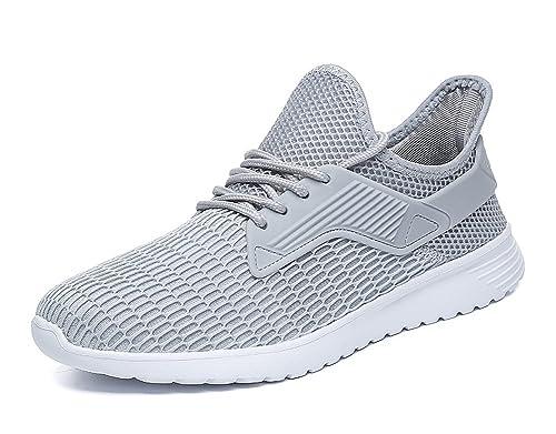 Aitaobao Zapatillas Running para Hombre Aire Libre y Deporte Transpirables Casual Zapatos Gimnasio Correr Sneakers 39-47: Amazon.es: Zapatos y complementos