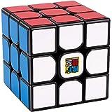 ルービックスピードキューブ 競技用3x3x3 Findbetter 3RS2 スピードキューブ 3x3 公式 ver.2.1 黒素体 世界基準配色 PVCシール こども 脳トレ 知育玩具 ポップ防止 回転スムーズ 57x57x57mm