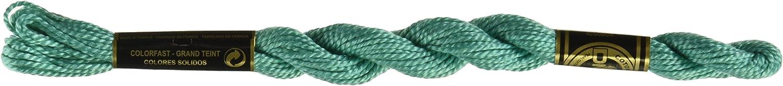 Medium Sea Green DMC 115 3-959 Pearl Cotton Thread