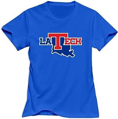 NCAA Louisiana Tech Bulldogs T-Shirt V3