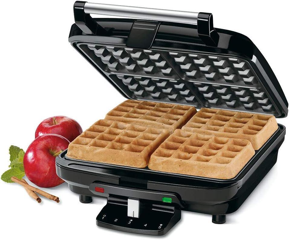 Cuisinart 4 Slice Belgian Waffle Maker Review