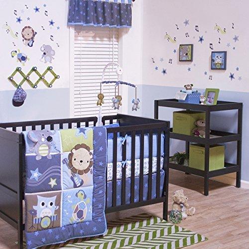 Zoo 3 Piece Crib - 9