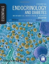 Essential Endocrinology and Diabetes: Includes Free Desktop Edition (Essentials)