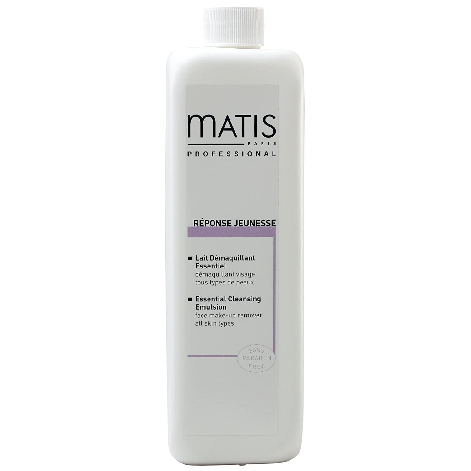 Matis Reponse Jeunesse Essential Cleansing Emulsion 500ml/16.9oz (Salon Size)
