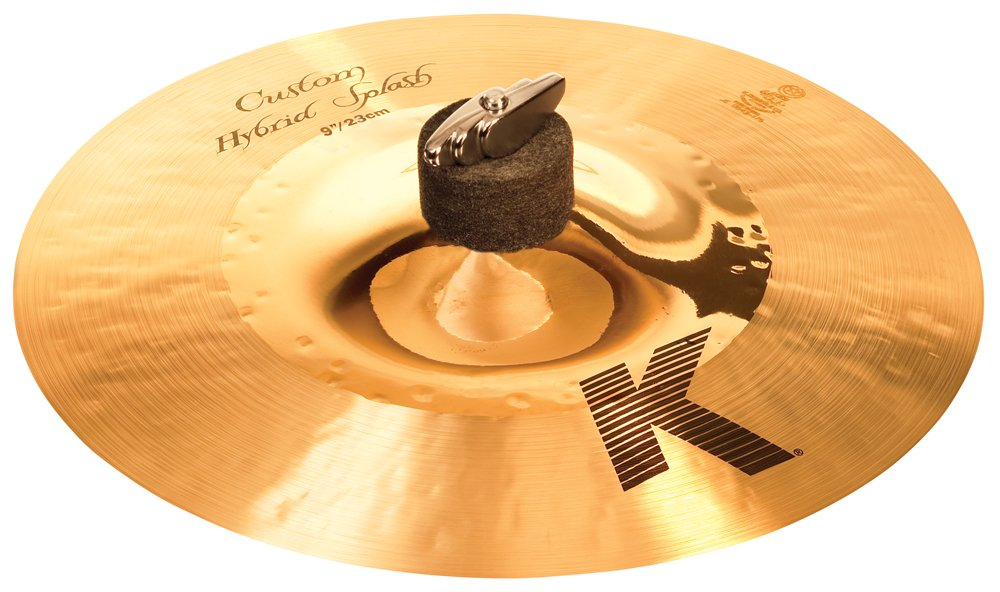 Zildjian K Custom 9'' Hybrid Splash Cymbal