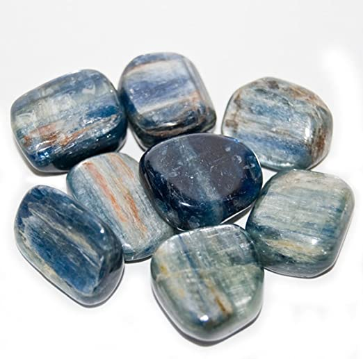 Kyanite Blue Crystal Rough Natural Blade 20-30 mm x20