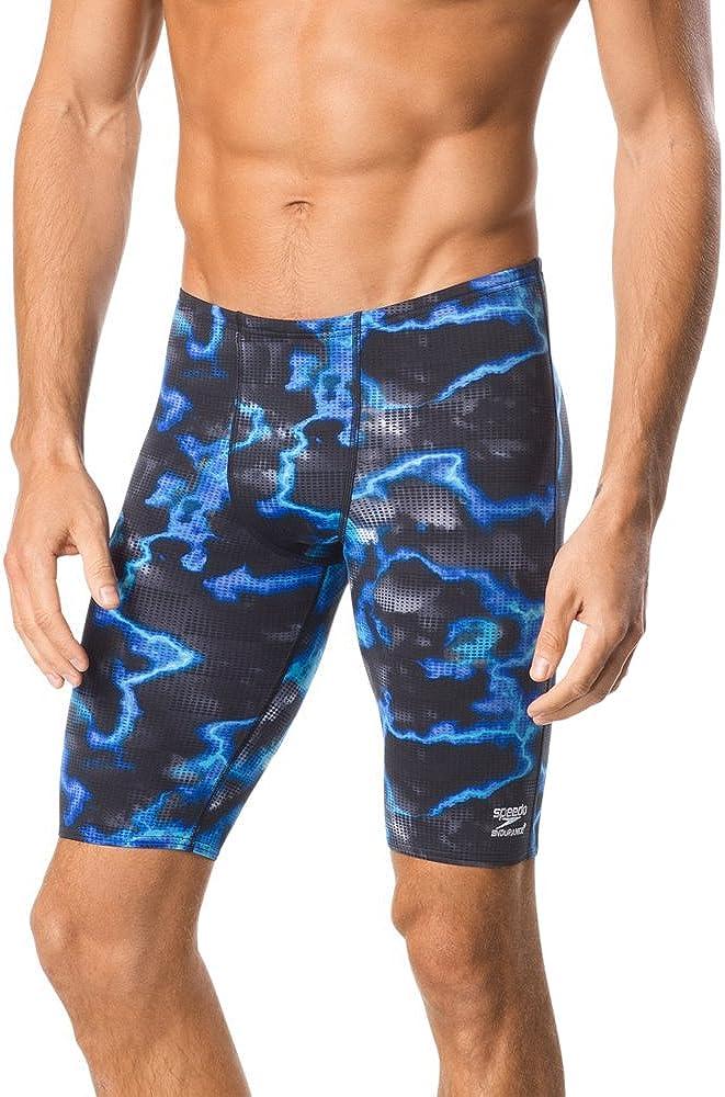 Speedo Men's Jammer Swimwear -   Energy Volt