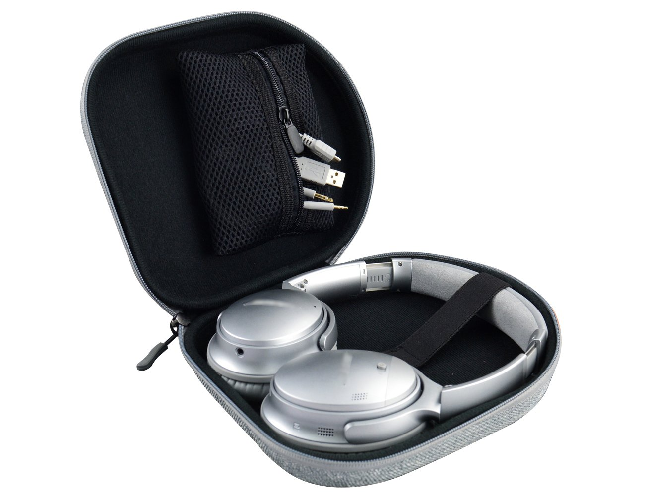 Headphone Case For Beoplay H2 H4 H6 H7 H8 H9 Bri Bang Ampamp Olufsen Premium Over Ear Headphones 2nd Gen Natural Parrot Zik 10 20 30 Ath M50x Kef M500 Sony Mdrxb650 Mdrxb950 Mdrzx770 Mdr10rnc