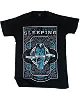 FOR ALL THOSE SLEEPING - Coffin - Black T-shirt