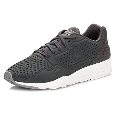 7b2db0d91604 Le Coq Sportif Mens Charcoal LCS R9XX Gradient Cut Trainers  Amazon.co.uk   Shoes   Bags