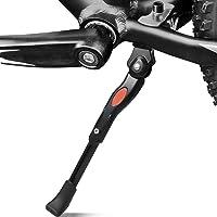 CETECK Fietsenrek, instelbaar, universeel, aluminiumlegering, fietsstandaard aan