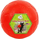 Jolly Pets Jolly Soccer Ball Dog Toy