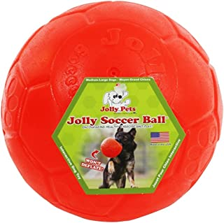 product image for Jolly Pets Jolly Soccer Ball Dog Toy 8in