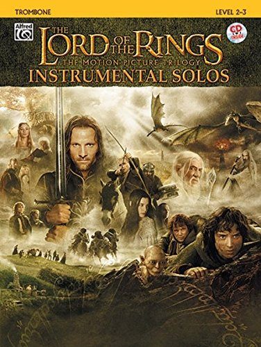 The Lord of the Rings Instrumental Solos: Trombone, Book & CD pdf