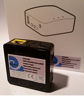 Intellinet Wireless 300N Hotspot Gateway - White: Amazon co uk