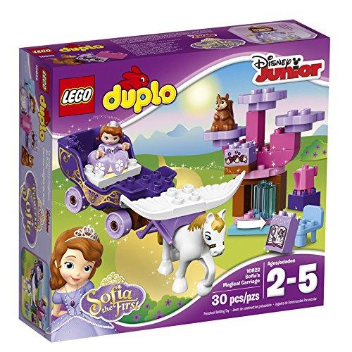 LEGO 得宝系列 小公主苏菲亚的第一辆魔法马车