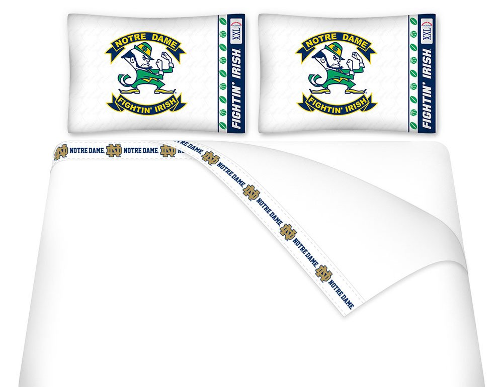 NCAA Notre Dame Fighting Irish - 5pc BED IN A BAG - Full/Double Size