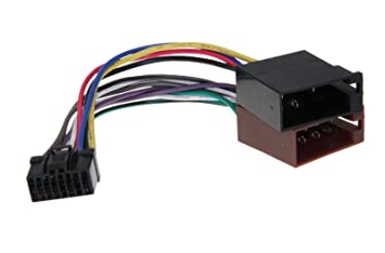 Clatronic Auto Radio Adaptador Cable conector DIN ISO 16 Pin ar661 ar663 ar663