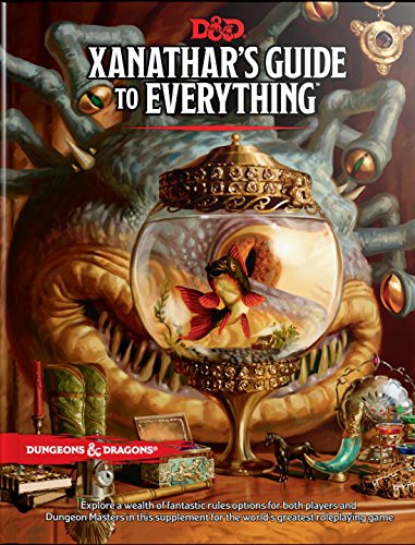 Xanathar's Guide to Everything [Wizards RPG Team] (Tapa Dura)