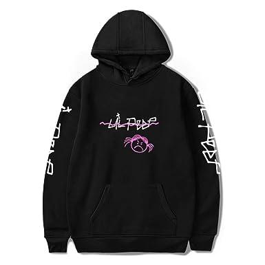 Amazon.com: Unisex Hoodies Love Lil.peep Sweatshirts Pullover Sudaderas Cry Baby: Clothing