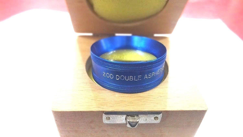 BEXCO 20D Double Aspheric Lens(Blue) CE Marked