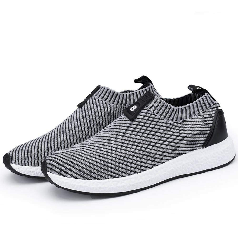 Mens Breathable Sneakers Shoes Running Shoes Sports Shoes Platform Shoes for Men Ennglun Mens Shoes