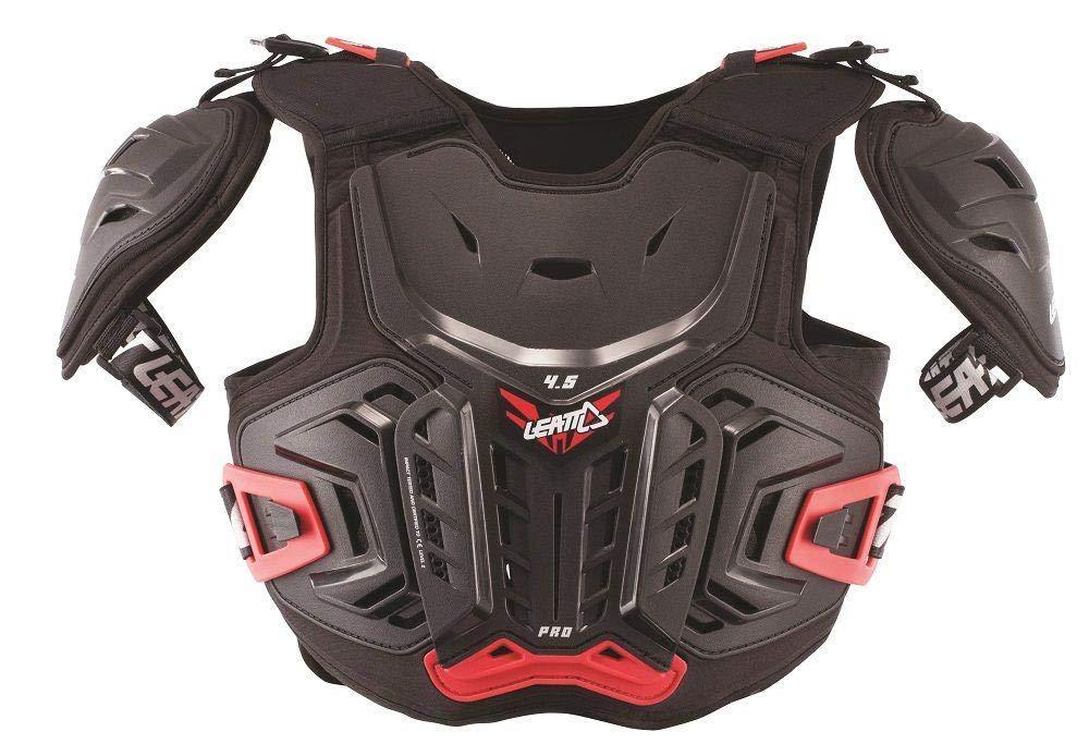 XXL Leatt Schulterbandage Schwarz Gr