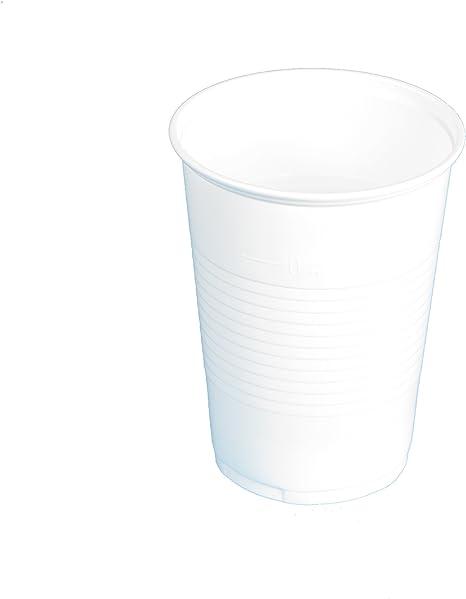 1000 Trinkbecher PP Ausschankbecher Plastikbecher transparen 0,2Liter 200ml