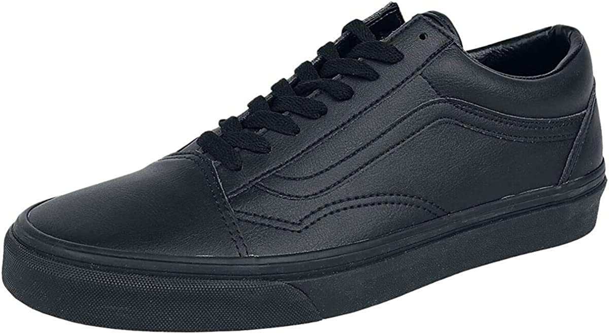 old skool all black