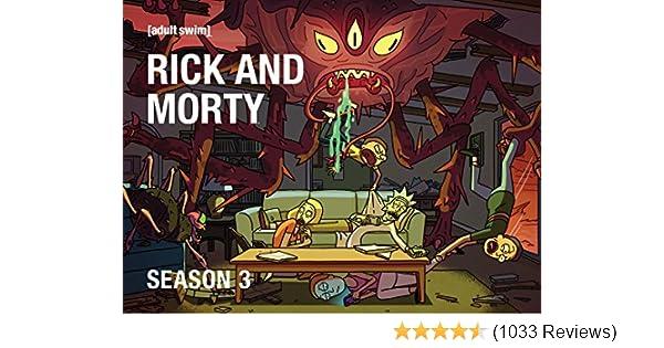 Amazon com: Watch Rick and Morty Season 3 | Prime Video