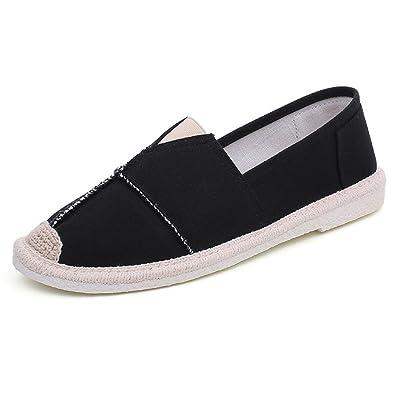 54b7a3094 Shoes Men's Canvas Shoes 2018 Summer New Low-Top Linen Soles Mens  Breathable Fashion Flat