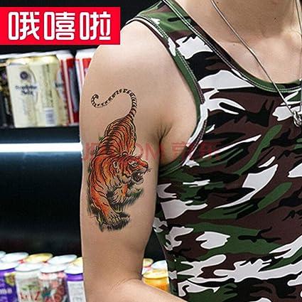 Tatuaje Pegatinas De Tatuajes Impermeables Femeninos De Larga ...