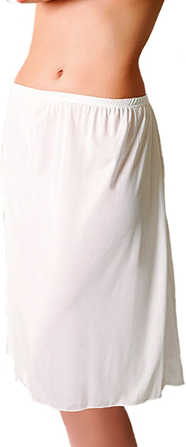 Unterrock Damen Jupon Lang Unterrock Frauen Unterkleid Underskirt