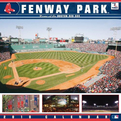 Fenway Park (Boston Red Sox) 2010 Wall Calendar (Park 2010 Wall Calendar)