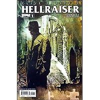 Hellraiser Annual #1A VF/NM ; Boom! comic book