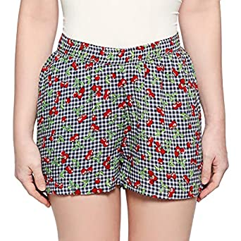 Longies Women Viscose Short
