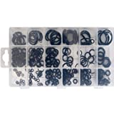 Orgrimmar 225 PCS Rubber O-Ring Assortment Kit