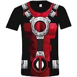 Marvel Costume Deadpool, T-Shirt Homme
