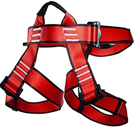 Arnés de Escalada, Mujer Hombre Niño Medio Cuerpo Cinturones de ...
