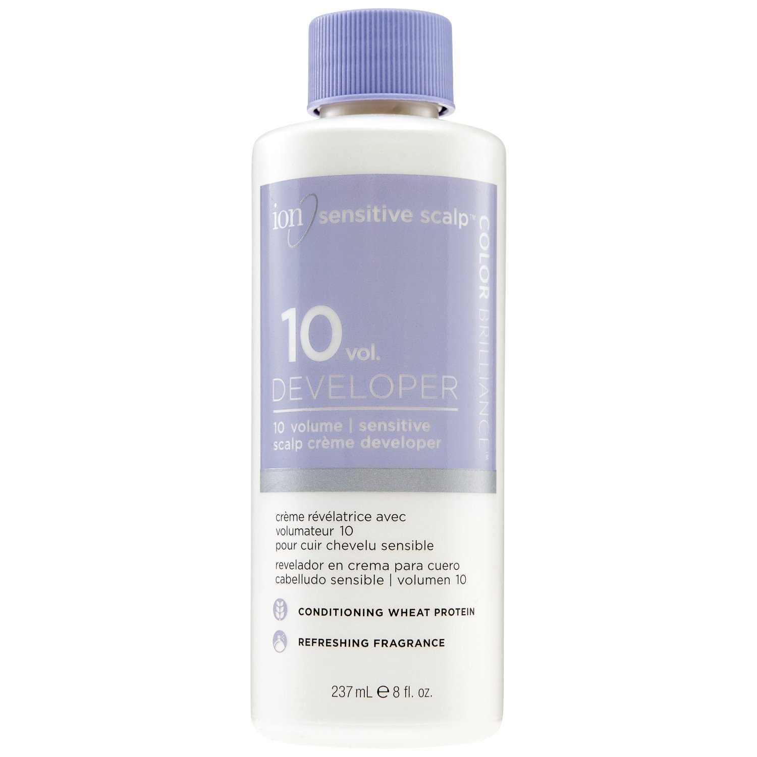 Ion Sensitive Scalp 10 Volume Creme Developer 8 oz. by Ion ION HAIRCOLOR