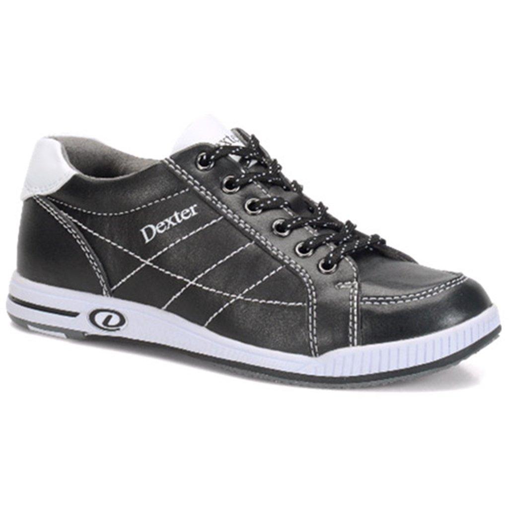 Dexter Women's Deanna Plus Bowling Shoes, Black/White, Size 10.0