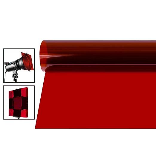 Neewer 40 x 50cm Filtro Gel de Color, Capas Superpuestas de ...
