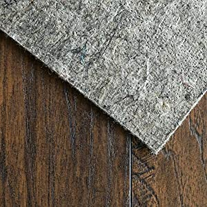 Rug Pad USA AG15-58 Anchor Grip 15 Premium Rug Pad for Hardwood Floors, Many Size and Thickness Options, 5' x 8', Off- Off-White