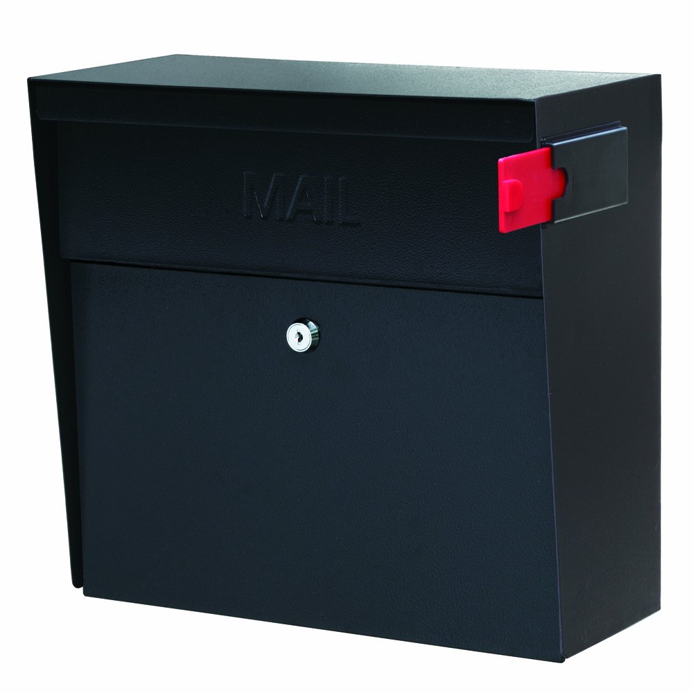 Mail Boss 7162 Metro Locking Wall Mount Mailbox