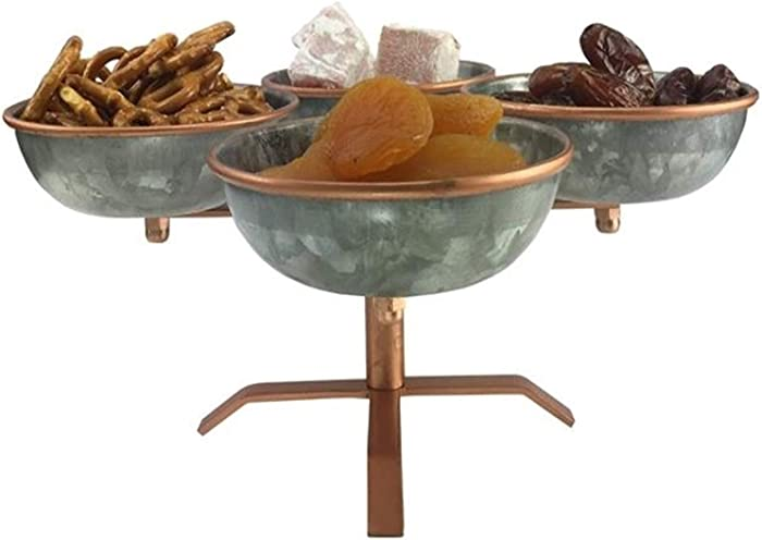 Updated 2021 – Top 10 Giannas Home Rustic Serving Bowls