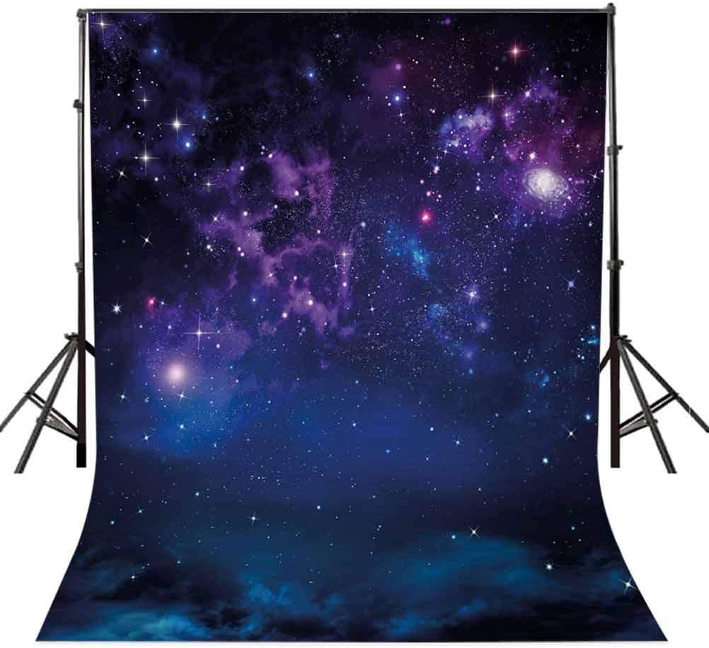 10x15 FT Backdrop Photographers,Milky Way Themed Dark Matter with Star Field Sci Fi Travel Display Artwork Background for Kid Baby Boy Girl Artistic Portrait Photo Shoot Studio Props Video Drape
