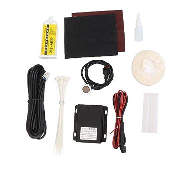 Sensor de ultrasonido detector de fugas de Detector de nivel ...