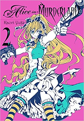 Alice in Murderland, Vol. 2