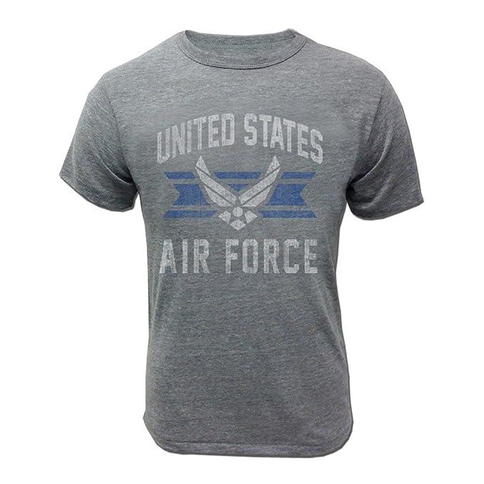 1fa6ea0e Amazon.com: Armed Forces Gear Men's Air Force Vintage Basic T-Shirt ...
