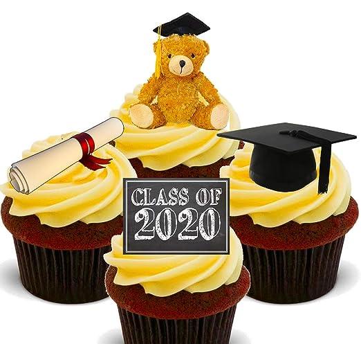 Made4You Class of 2020 - Decoración Comestible para Tartas (oblea ...